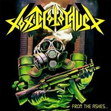 Toxic Holocaust - From The Ashes Of Nuclear Destruction [CD]