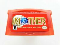 Mother 25th Anniversary Edition Earthbound Zero / Beginnings Gameboy Advance GBA