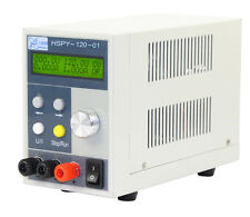 HSPY-120-01 DC Programmable Power Supply 0-120V, 0-1A Adjustable 220V