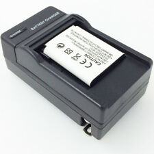 Li-40B Li-42B Battery + Charger fit for Olympus Fe-3000 Fe-3010 Fe-5000 Fe-5500