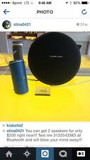 Harmon kardon speaker (Bluetooth)