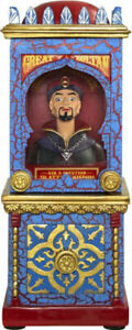 FAO Schwarz Zoltan the Great Fortune Teller Motion & Sound Zoltar from BIG Movie