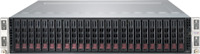 Supermicro Superserver 2028TP-HTR 4x Nodes 8x E5-2680v3 256GB Ram 24-Bay Server