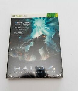 Halo 4 Official Game Guide Xbox 360 Brand New