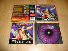 GAUNTLET LEGENDS DE MIDWAY PARA LA SONY PS1 USADO COMPLETO