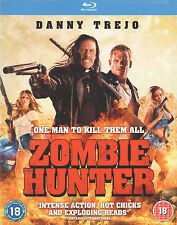 ZOMBIE HUNTER - Blu Ray Disc -