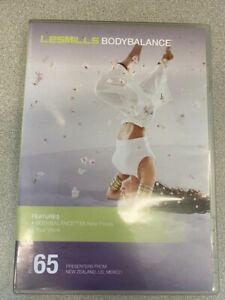 Les Mills BODYFLOW 65 DVD, CD, Notes body flow balance bodybalance