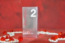 Christian Dior Addict 2 EDT 50ml, Discontinued, Very Rare, New, Sealed
