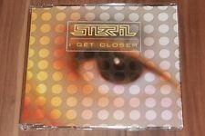 Steril - I Get Closer (2002) (MCD) (Strange Ways Records – Way 201)