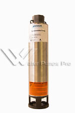 """60GS20 Goulds 4"""" Submersible Water Well Pump End Only 60GPM 2HP Motor Required"""