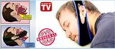 Anti Snoring Cpap Apnea Snore Stop Belt Chin Strap Sleep Jaw Snorfix Snorifix