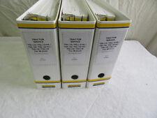 New Holland - Dealer Manuals 3 books Ts6 - 110 120 130140 Hc Tractor # 47924635