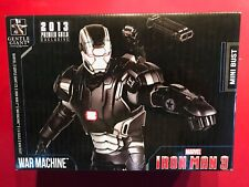 WAR MACHINE Mini Bust GENTLE GIANT Marvel Comics IRON MAN 3 2013 PGM Exclusive 2