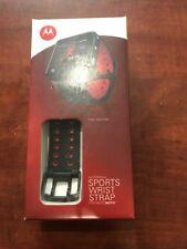 NEW Motorola Sports Wrist Strap, for MotoACTV