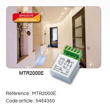 Télérupteur encastré MTR2000E - 2000W yokis 5454350