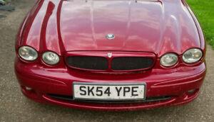 Jaguar x Type Mesh Grille 2001/2008