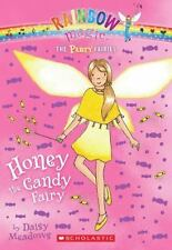 Honey the Candy Fairy (Rainbow Magic: Party Fairies #4) by Meadows, Daisy, Good