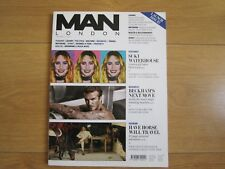 Man London Magazine Summer 2015 Launch Issue New.