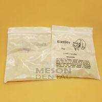 Dental rubber Bands 3.5Oz Orthodontic Elastic bands braces Medical Ligature Ties