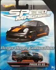 Hot Wheels Speed Machines Porsche 911 GT2