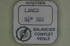 Balance complete LANCO 522 bilanciere completo 721 NOS