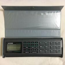 Boss Dr-220A Dr.Rhythm Digital Dr 220A retro Drum Machine W/Case,BOX,Manual