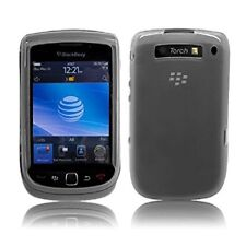Blackberry Torch 8900 Silicon Skin (Full Body) - Clear