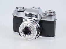 Zeiss Ikon Contaflex mit Carl Zeiss Tessar 2,8/50mm