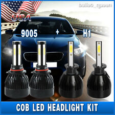 9005 H1 LED Headlight Kit for Subaru Forester Impreza Outback Legacy Hi Low Beam
