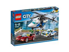 LEGO ® City 60138 fulgurant course poursuite Nouveau neuf dans sa boîte _ high-speed chase NEW En parfait état, dans sa boîte scellée Boîte d'origine jamais ouverte