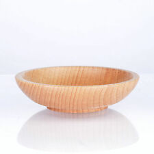 Guscio di rasoio Crogiolo rasatura Legno Faggio 100% eco log. da Baviera 11x3 cm