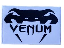 Venum Patch (6 Inch) Iron/Sew-On Badge Martial Arts Bjj Gi, Kimono Grappling New