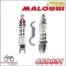 469031 COPPIA Ammortizzatori MALOSSI RS24 VESPA S 4V 50 4T euro 2