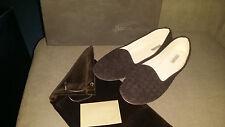 New! $660 +Tax NIB Bottega Veneta Signature Woven Leather Loafers Flats 39 8.5 9