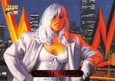 WHITE QUEEN / 1994 Marvel Masterpieces (Fleer) Base Trading Card #136