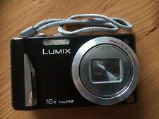 Panasonic LUMIX DMC-TZ25 12.1MP Cámara Digital-Negro