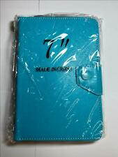 Light Blue Android Logo Folder Case for Onda V701S Quad Core Tablet