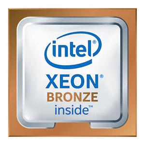 Intel® Xeon® Bronze 3206R Processor, 11M Cache, 1.90 GHz, 8 Cores, 8 Threads, 85