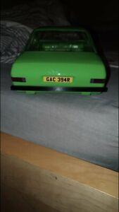 1/10th Tamiya Ford Escort Mk2 rear Bumpers