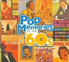Time Life - POP MEMORIES OF THE 60s - 10 Easy Listening 60's Music CD Set - NEW