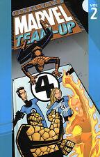 ULTIMATE MARVEL TEAM-UP VOLUME 2 TRADEPAPERBACK 2003 1ST PRINT TPB SPIDER-MAN