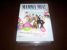 MAMMA MIA! Broadway & Movie Smash Hit Musical Special Mia CD DVD SET NEW SEALED
