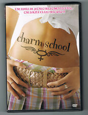 CHARM SCHOOL - MARTHA HIGAREDA - DVD EN TRÈS BON ÉTAT