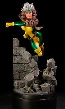 BOWEN DESIGNS ROGUE PAINTED STATUE 2007 JIM LEE X-MEN MARVEL SIDESHOW FIGURINE