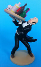 Figurine Nestor au plateau  collection officielle N°18 new & box  tintin figure