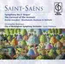Saint Saens Organ Symphony 0094638223320 CD