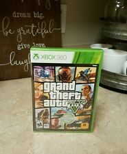 Grand Theft Auto 5 Game Microsoft Xbox 360 BRAND NEW FACTORY SEALED GTA V
