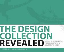 Design Collection : Adobe Indesign CS4, Adobe Photoshop CS4, and Adobe Illustrat