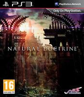 Natural Doctrine PS3 PLAYSTATION 3 Nis America