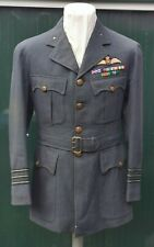 More details for ww2 raf officers service dress tunic